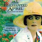 The Enchanted April Audiobook, by Elizabeth von Arnim