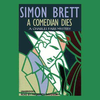 A Comedian Dies Audiobook, by Simon Brett