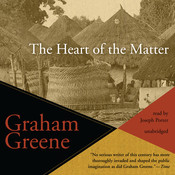 The Heart of the Matter Audiobook, by Graham Greene