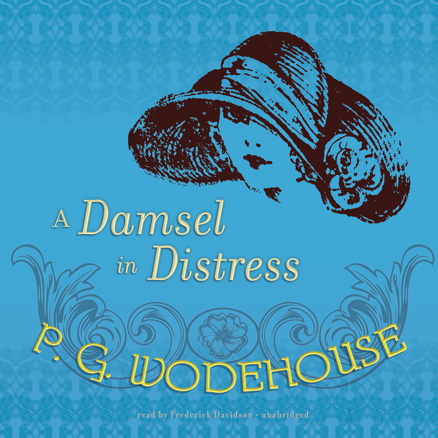 Printable A Damsel in Distress Audiobook Cover Art