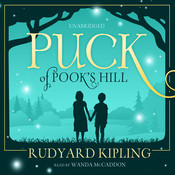 Puck of Pook's Hill Audiobook, by Rudyard Kipling