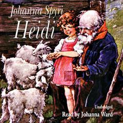 Heidi Audiobook, by Johanna Spyri