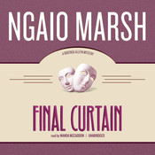 Final Curtain, by Ngaio Marsh