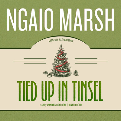 Tied Up in Tinsel Audiobook, by