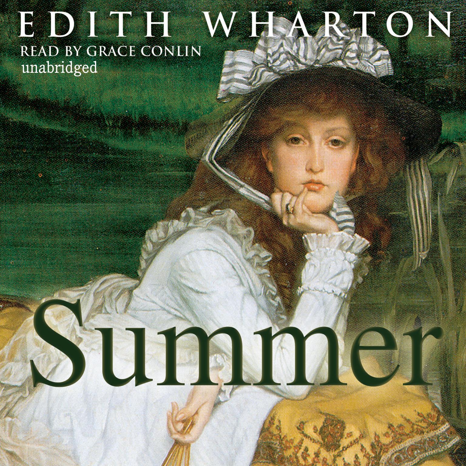 Printable Summer Audiobook Cover Art