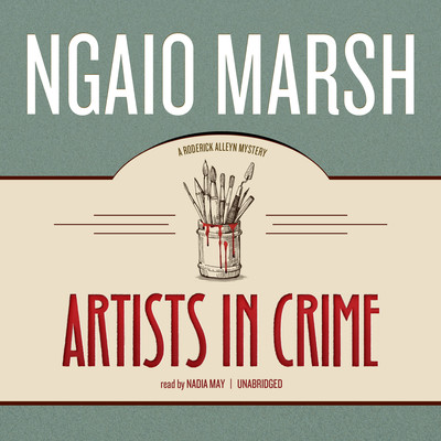 Artists in Crime Audiobook, by