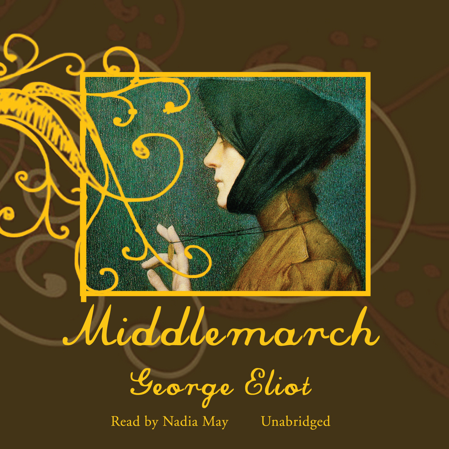 Printable Middlemarch Audiobook Cover Art