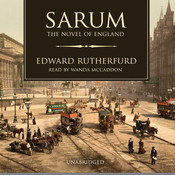 Sarum: The Novel of England, by Edward Rutherfurd