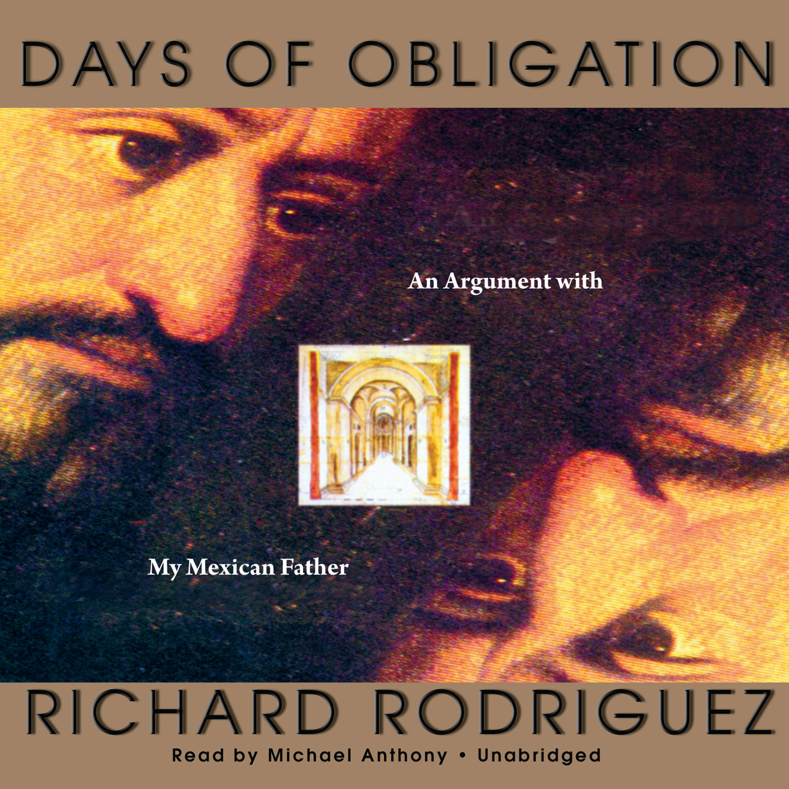 Printable Days of Obligation: An Argument with My Mexican Father Audiobook Cover Art