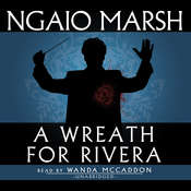A Wreath for Rivera Audiobook, by Ngaio Marsh