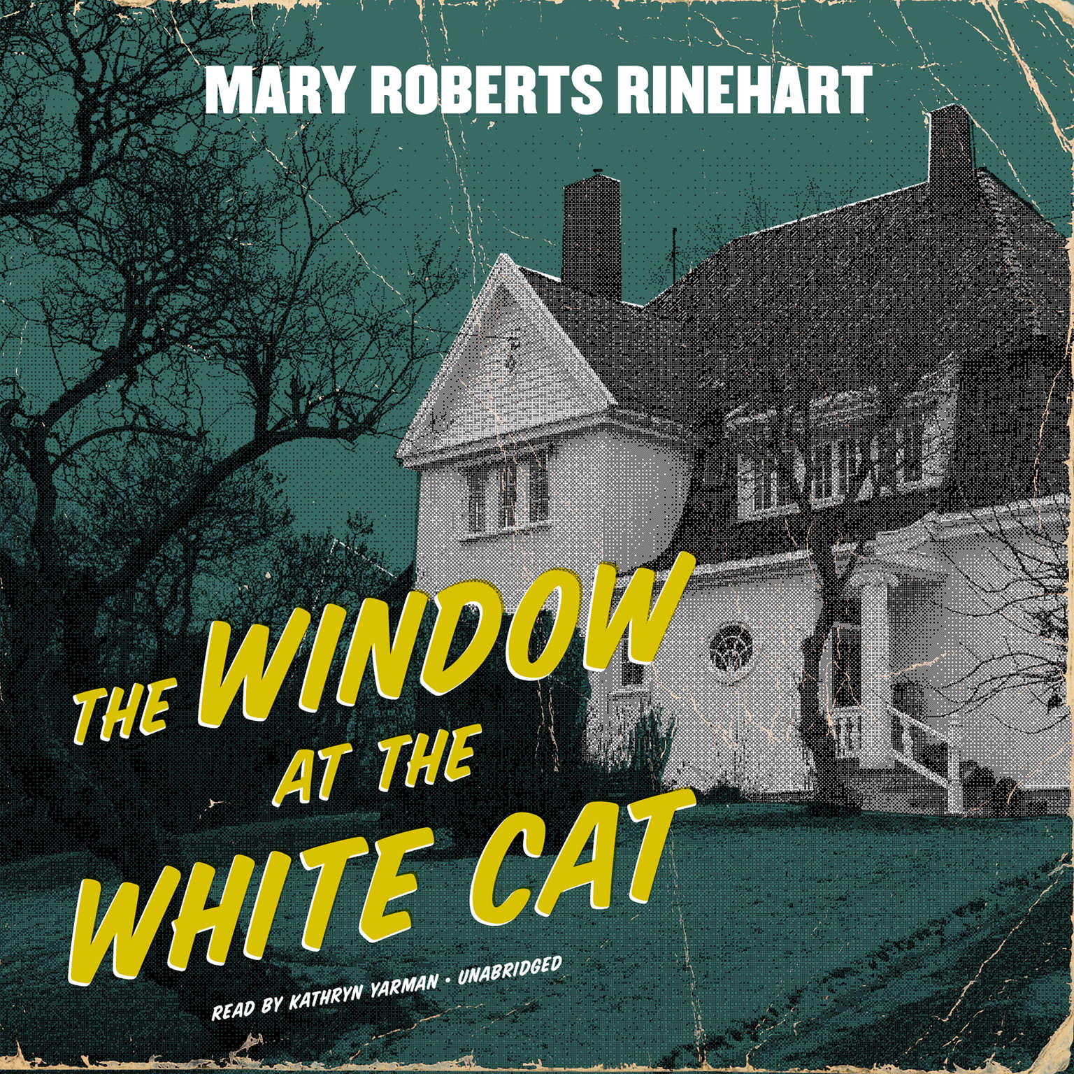 Printable The Window at the White Cat Audiobook Cover Art