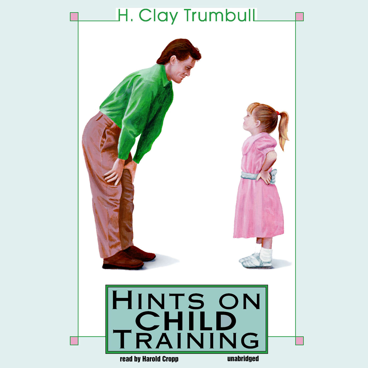 Printable Hints on Child Training Audiobook Cover Art