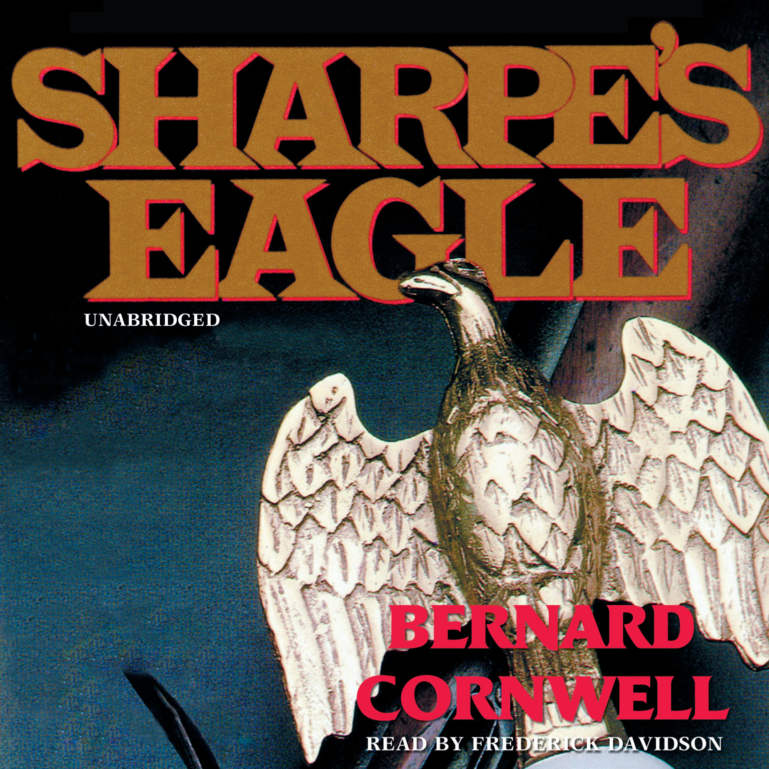 Printable Sharpe's Eagle: Richard Sharpe and the Talavera Campaign, July 1809 Audiobook Cover Art