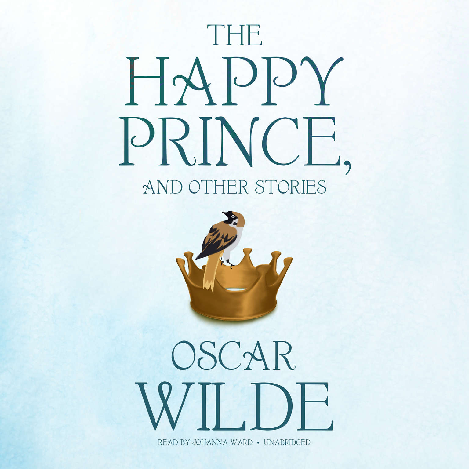 Printable The Happy Prince, and Other Stories Audiobook Cover Art