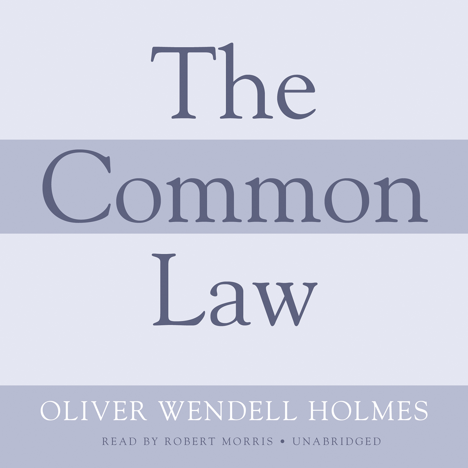 Printable The Common Law Audiobook Cover Art