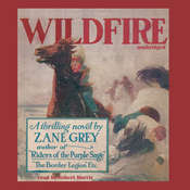 Wildfire Audiobook, by Zane Grey