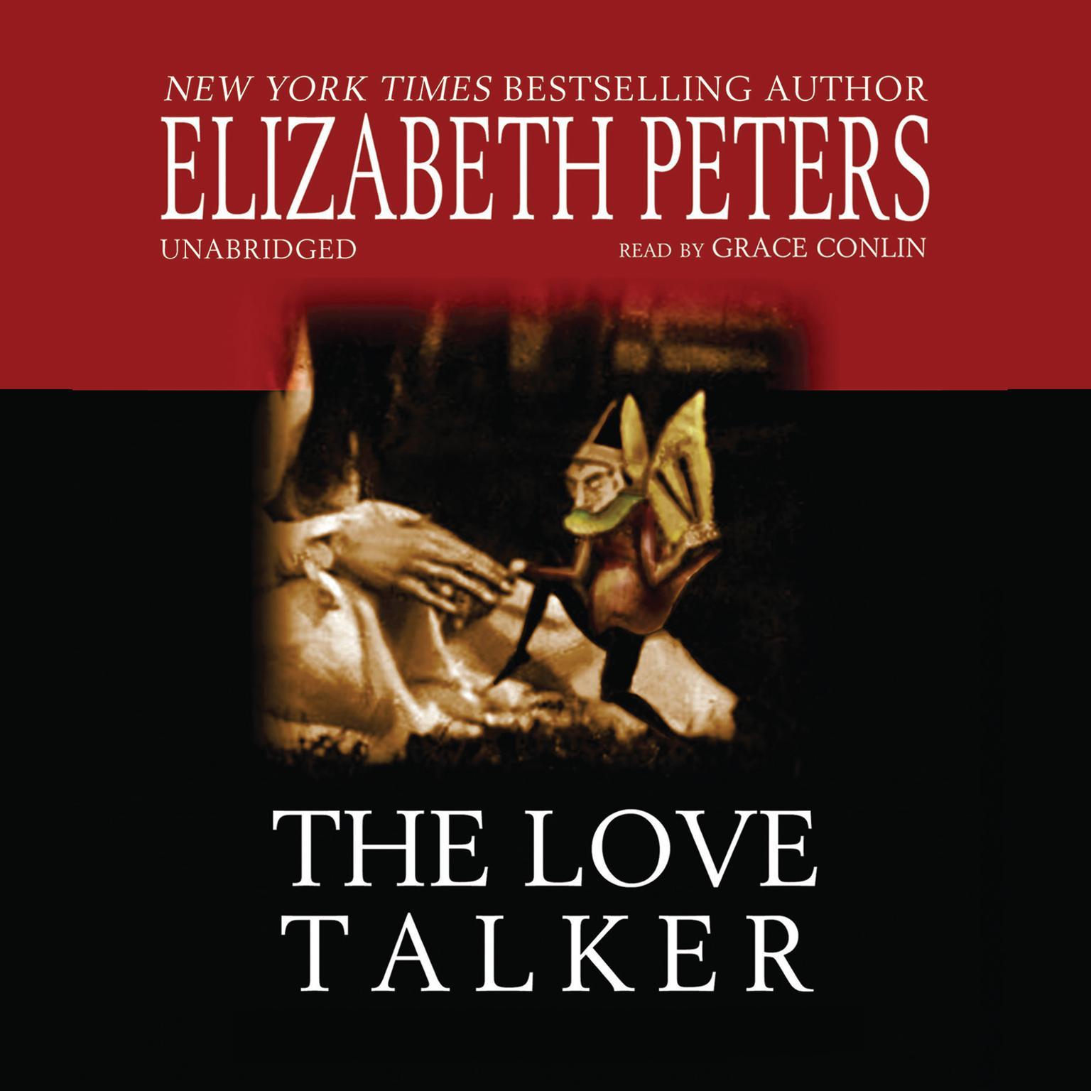 Printable The Love Talker Audiobook Cover Art
