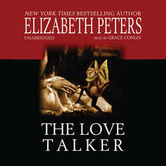 The Love Talker Audiobook, by Elizabeth Peters