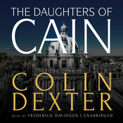 The Daughters of Cain, by Colin Dexter