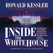Inside the White House Audiobook, by Ronald Kessler