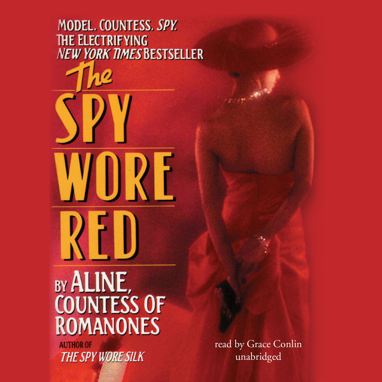 Printable The Spy Wore Red: My Adventures as an Undercover Agent in World War II Audiobook Cover Art