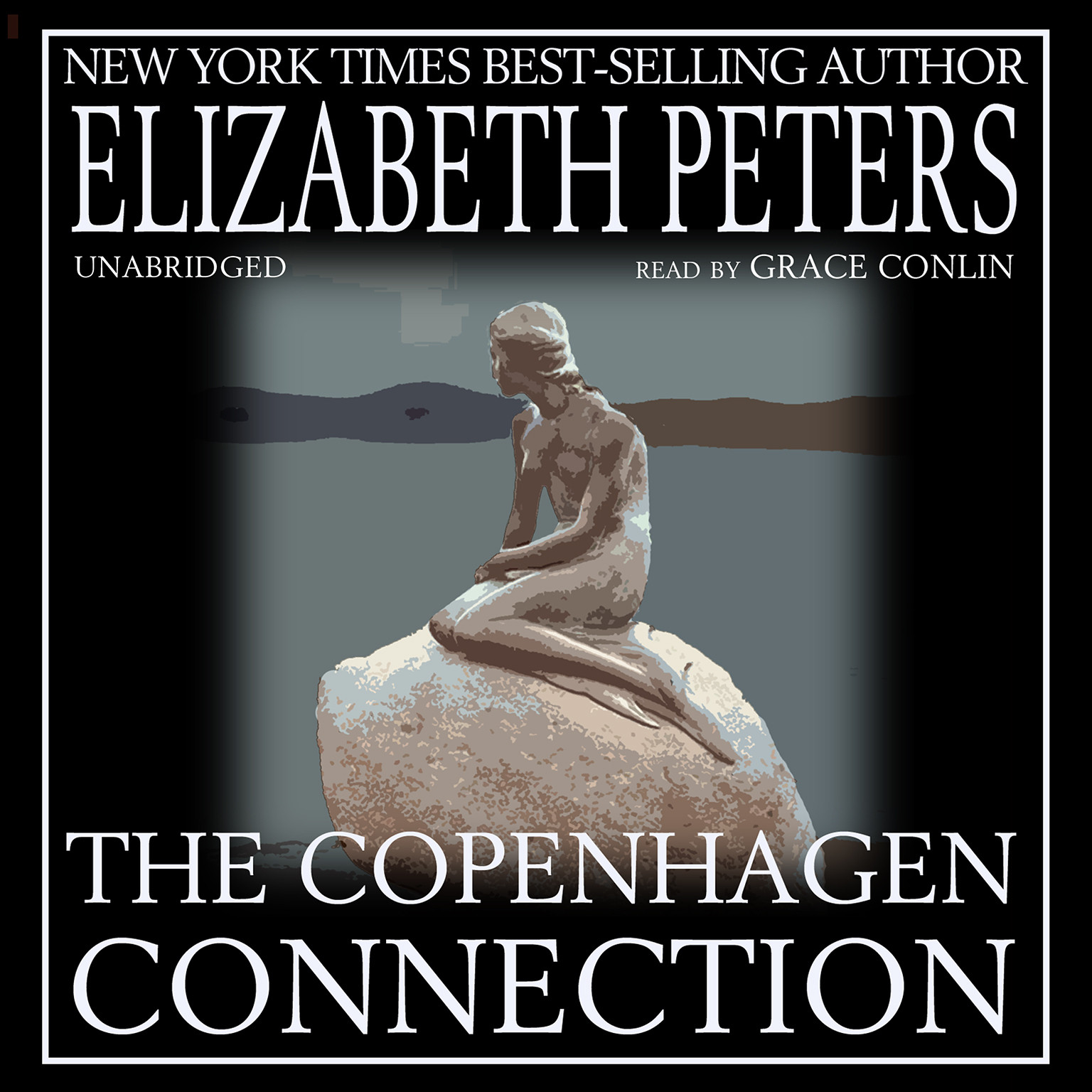 Printable The Copenhagen Connection Audiobook Cover Art