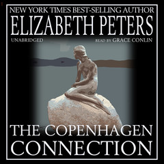 The Copenhagen Connection Audiobook, by Elizabeth Peters