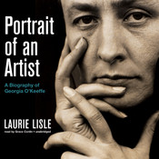 Portrait of an Artist: A Biography of Georgia O'Keeffe, by Laurie Lisle