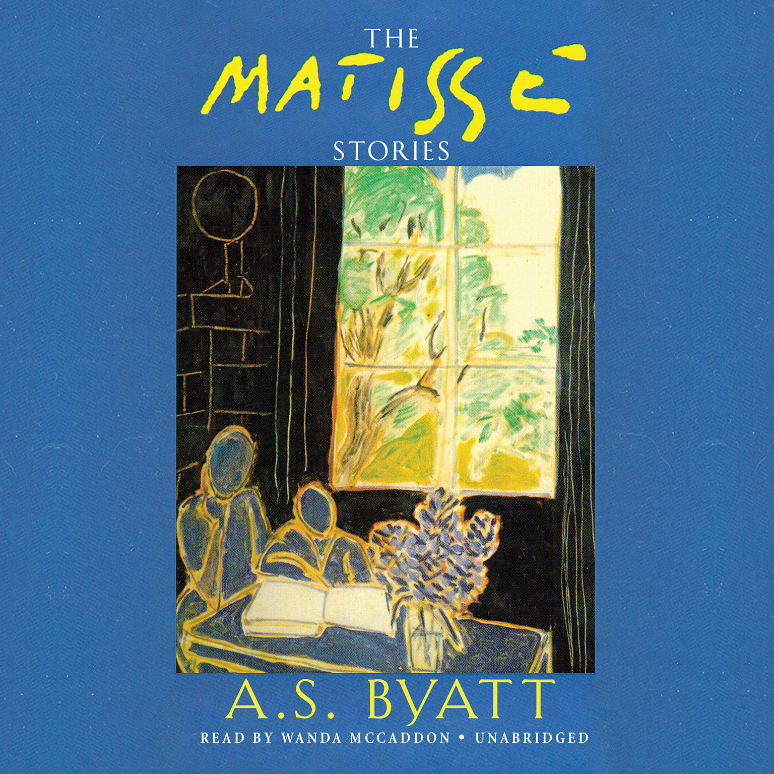 Printable The Matisse Stories Audiobook Cover Art
