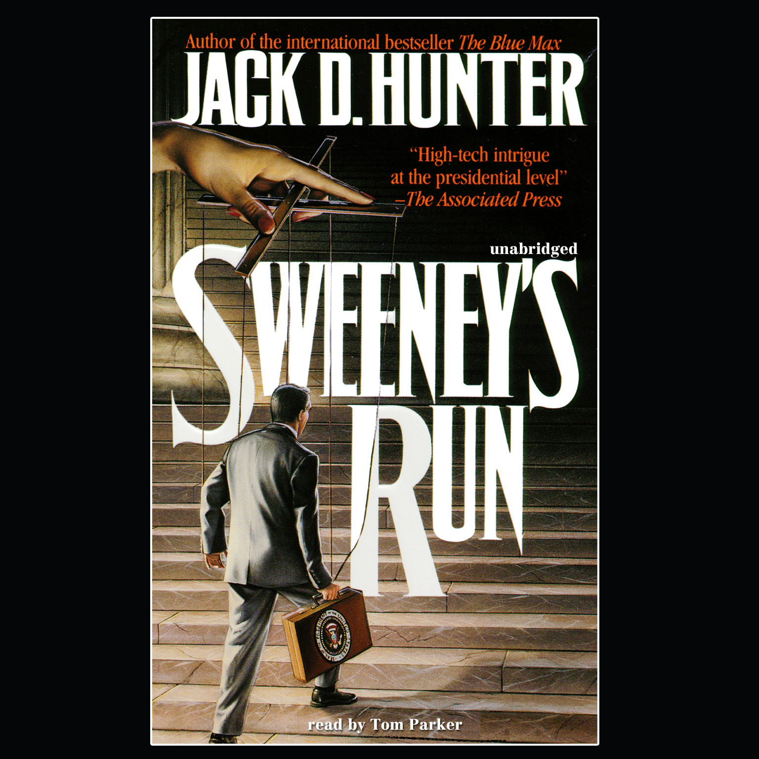 Printable Sweeney's Run Audiobook Cover Art