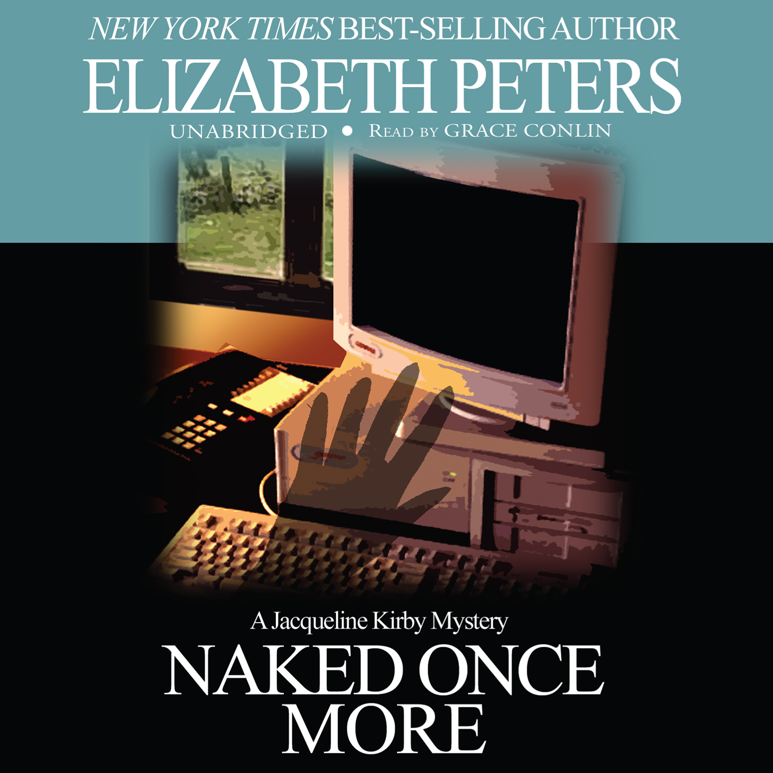Printable Naked Once More Audiobook Cover Art
