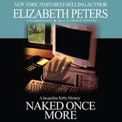 Naked Once More, by Elizabeth Peters