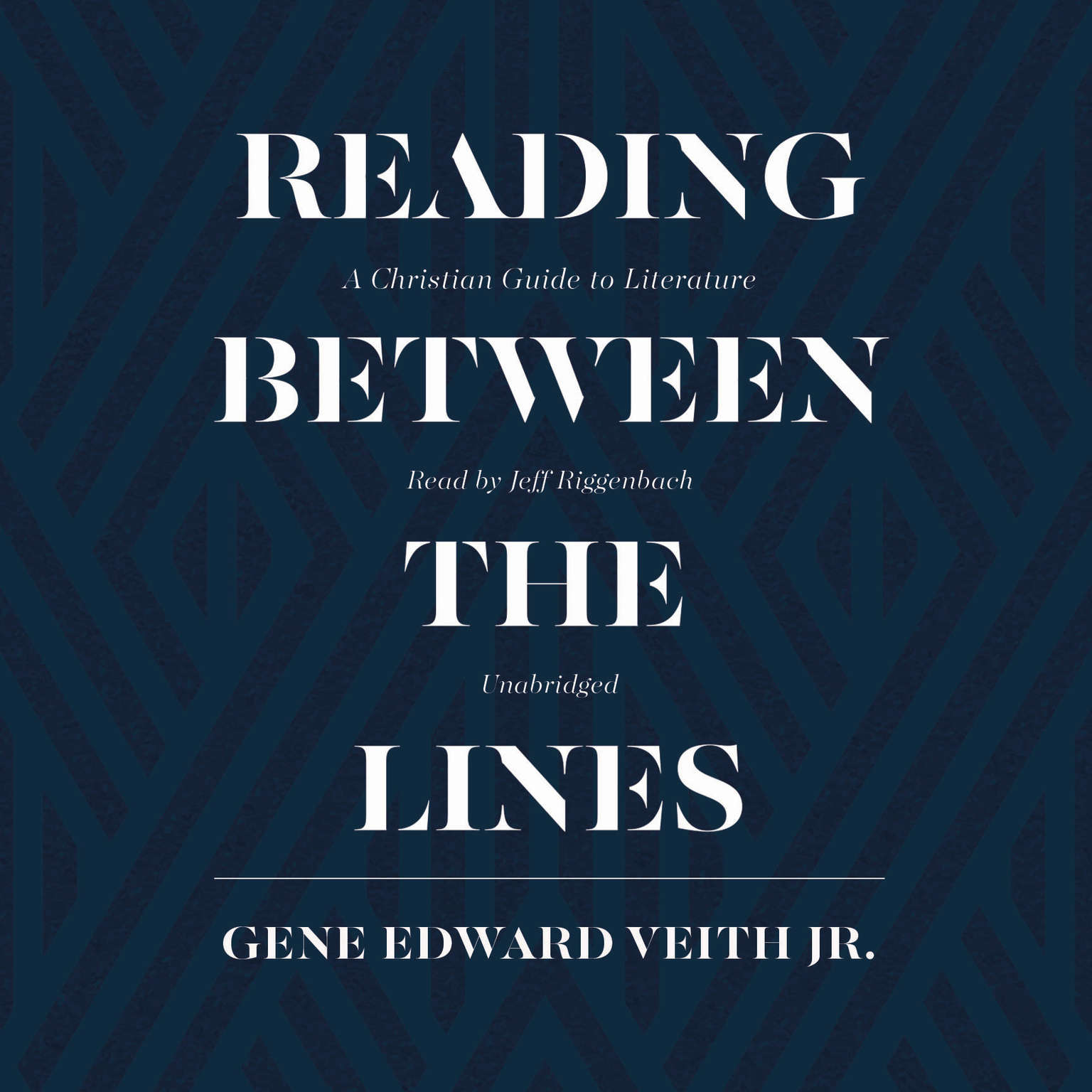Printable Reading between the Lines: A Christian Guide to Literature Audiobook Cover Art
