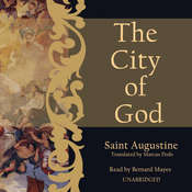 The City of God Audiobook, by Aurelius Augustinus