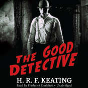 The Good Detective Audiobook, by H. R. F. Keating