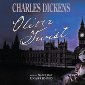 Oliver Twist Audiobook, by Charles Dickens