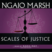 Scales of Justice, by Ngaio Marsh
