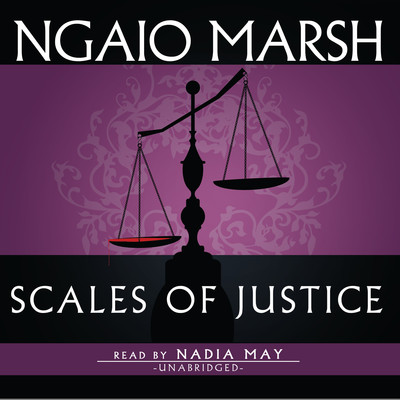 Scales of Justice Audiobook, by Ngaio Marsh