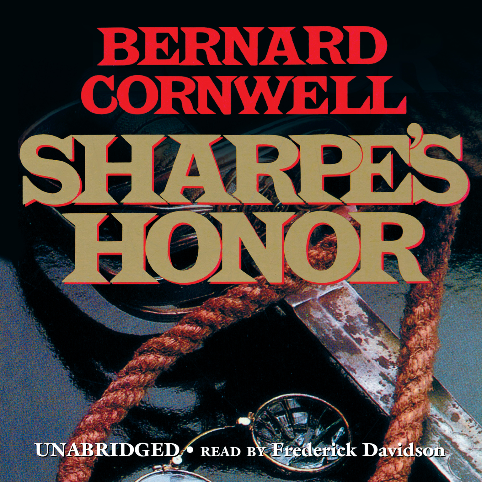 Printable Sharpe's Honor: Richard Sharpe and the Vitoria Campaign, February to June 1813 Audiobook Cover Art