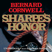 Sharpe's Honor: Richard Sharpe and the Vitoria Campaign, February to June 1813, by Bernard Cornwell