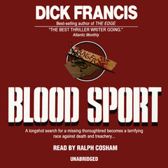 Blood Sport Audiobook, by Dick Francis