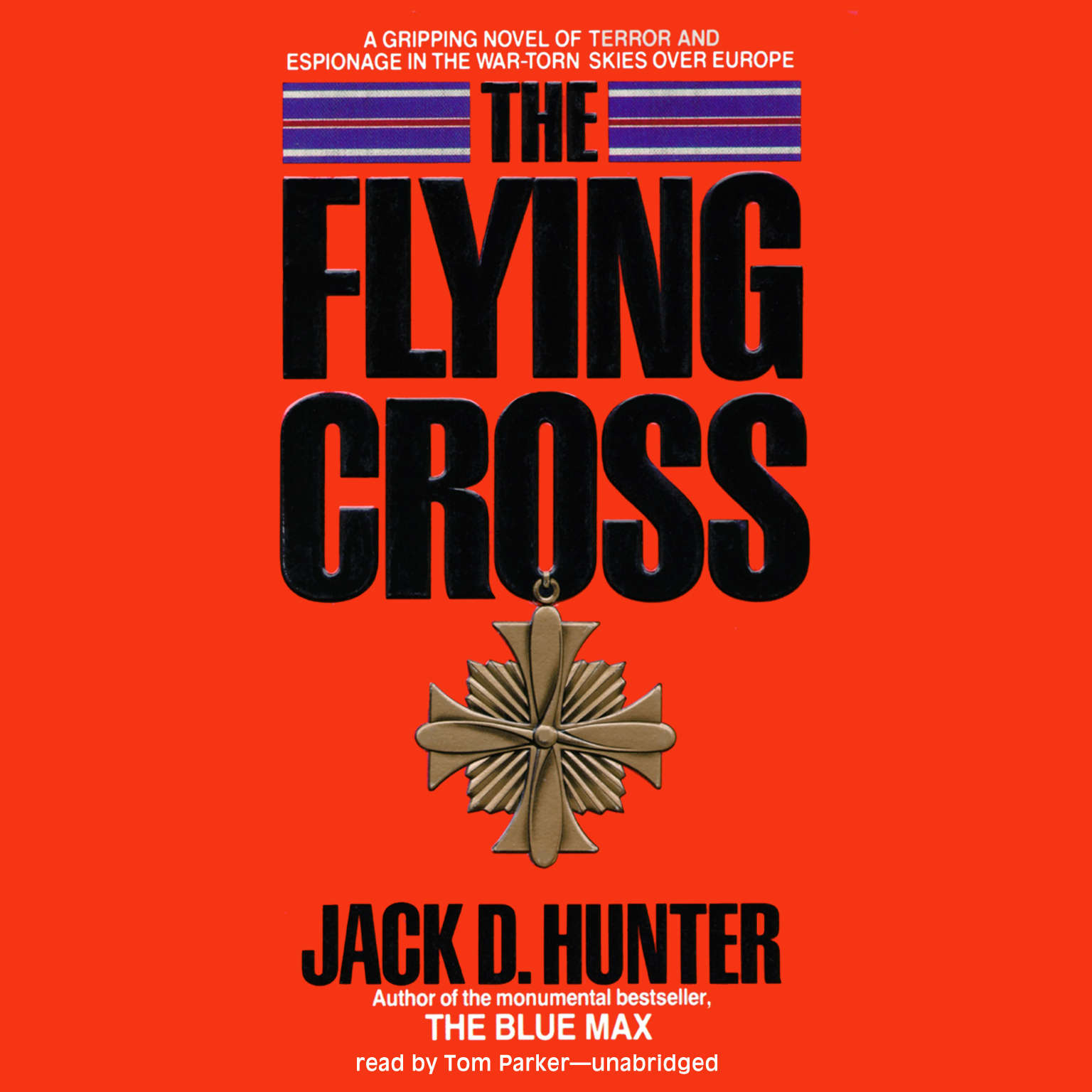 Printable The Flying Cross Audiobook Cover Art