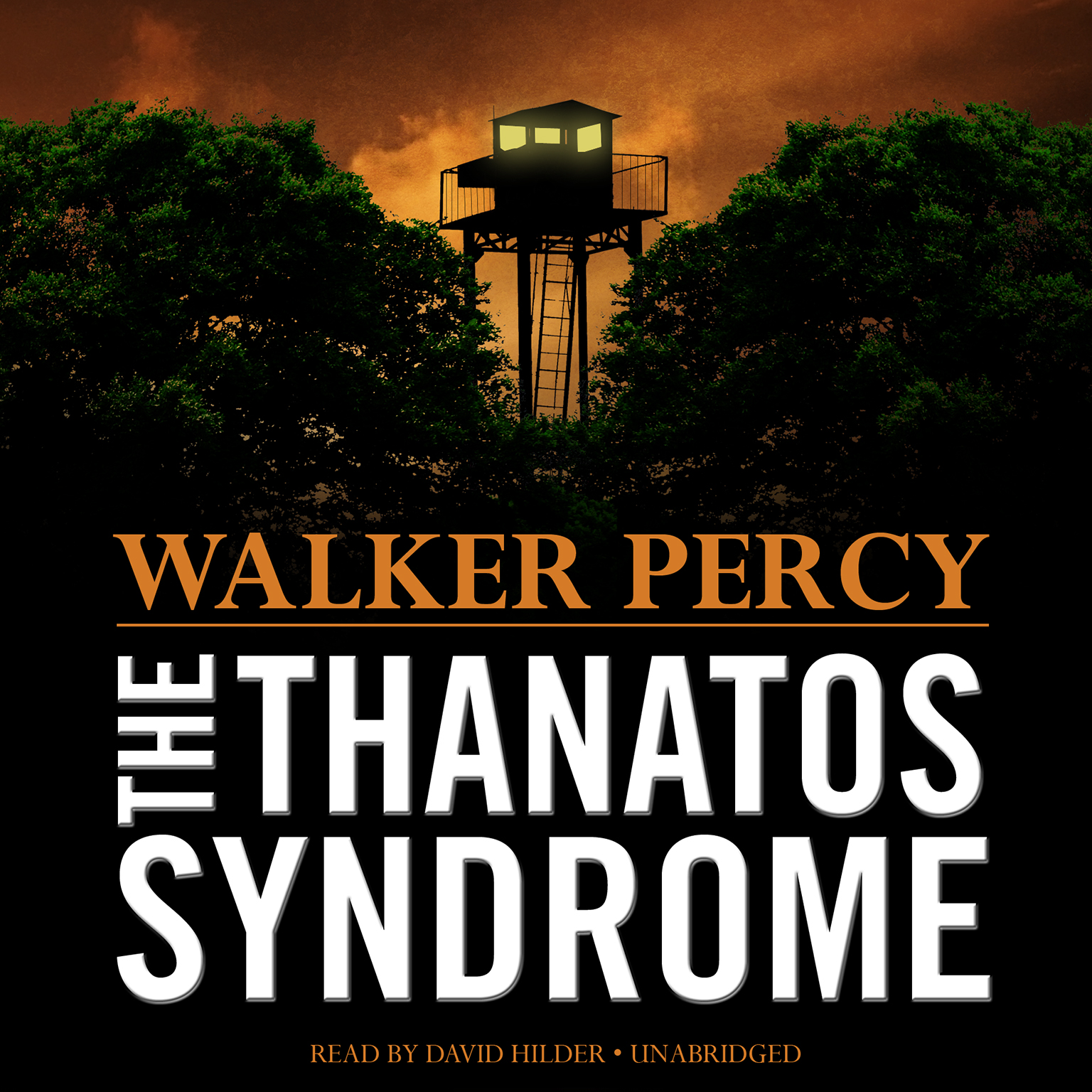 Printable The Thanatos Syndrome Audiobook Cover Art