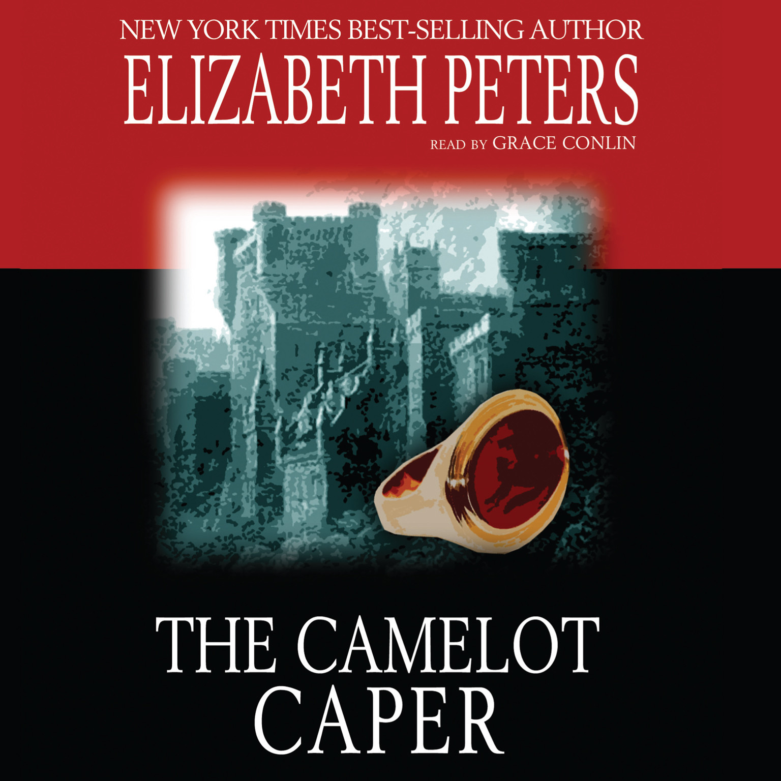 Printable The Camelot Caper Audiobook Cover Art