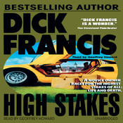 High Stakes Audiobook, by Dick Francis