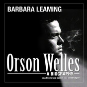 Orson Welles, by Barbara Leaming