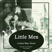 Little Men Audiobook, by Louisa May Alcott