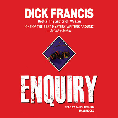 Enquiry Audiobook, by Dick Francis