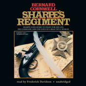 Sharpe's Regiment: Richard Sharpe and the Invasion of France, June to November 1813, by Bernard Cornwell
