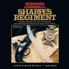 Sharpe's Regiment: Richard Sharpe and the Invasion of France, June to November 1813 Audiobook, by Bernard Cornwell